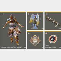 Apex Legends: Lifeline Edition Content