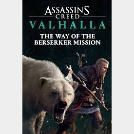 Assassin's Creed Valhalla: Way Of The Berserker Bonus Mission