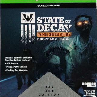 State Of Decay YOSE Preorder Bonus