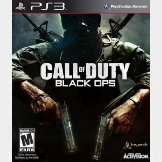 Call Of Duty Black Ops Instant Delivery