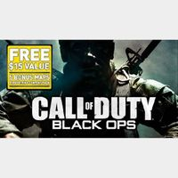 Call Of Duty Black Ops + First Strike Map Pack