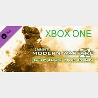 Call of Duty MW2 Stimulus Map Pack