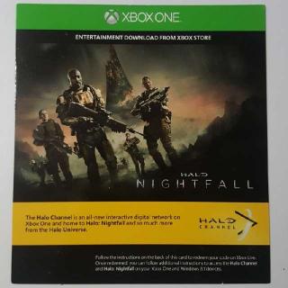 Halo Nightfall