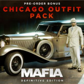 Mafia Definitive Edition Pre-order Bonus