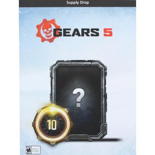 (10x) Gears 5 Supply Drop