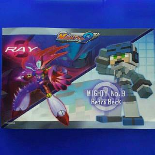 Mighty No. 9 DLC