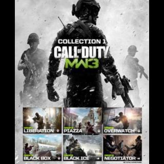 Modern Warfare 3: Collection 1 Map Pack