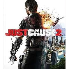 JUST CAUSE 2  XBOX 360 / XBOX ONE