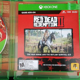 Red Dead Redemption 2 Preorder Bonus