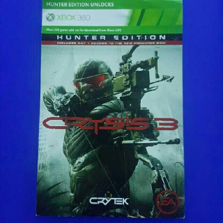 Crysis 3 Hunter Edition DLC