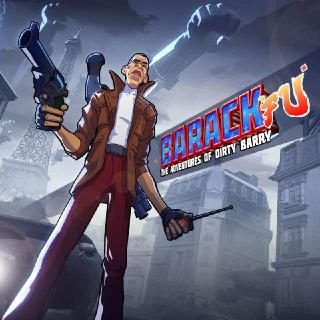 Barack Fu DLC For Shaq Fu: A Legend Reborn