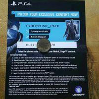 Watch Dogs Cyberpunk Pack DLC