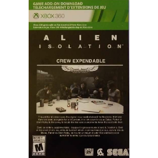 Alien Isolation Preorder Bonus