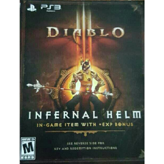 Diablo 3 - Infernal Helm DLC