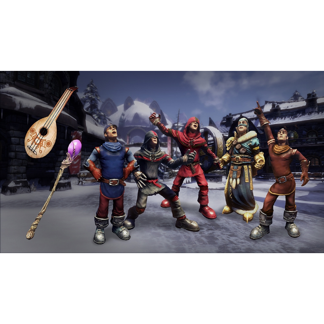 Fable Anniversary Launch Day Weapons and Outfits Pack