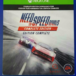 Need For Speed Rivals Complete Edition Upgrade