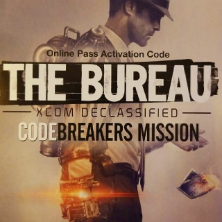 The Bureau Codebreakers Mission DLC