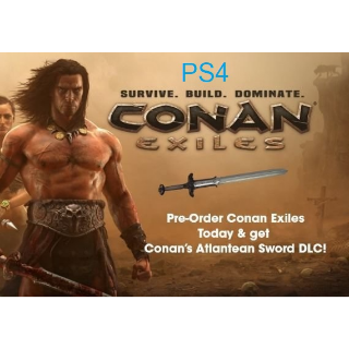 Conan Exiles Atlantean Sword Recipe DLC