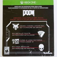 Doom Demon Multiplayer Pack