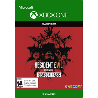 Resident Evil Biohazard Season Pass