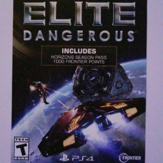 Elite Dangerous Horizons Season Pass