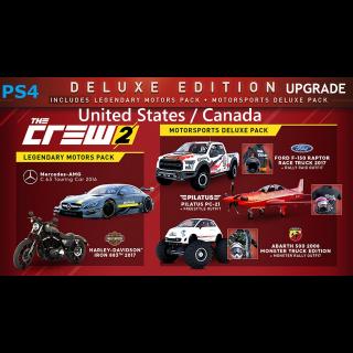 The Crew 2: Deluxe Edition + Preorder Bonus DLC