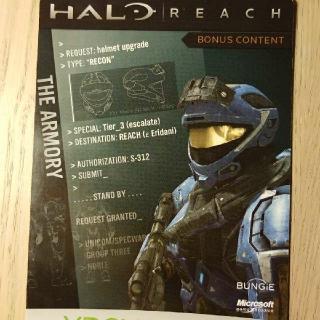 Halo Reach Recon Helmet