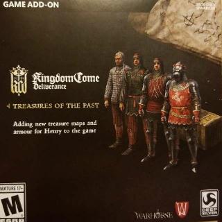 Kingdom Come Deliverance: Treasures of the Past DLC