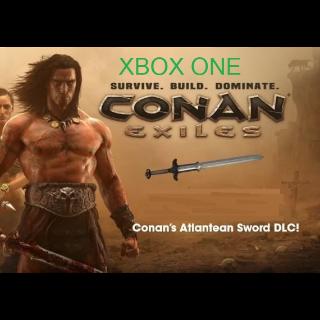 Conan Exiles: Atlantean Sword Recipe DLC