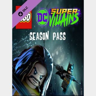 LEGO® DC Super-Villains DLC
