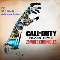 Black Ops 3 Zombies Chronicles DLC