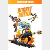 Rocket Arena Mythic Edition Content