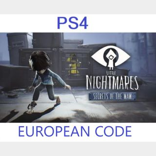 Little Nightmares: Secrets of The Maw Expansion