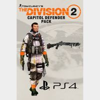 The Division 2 Preorder Bonus