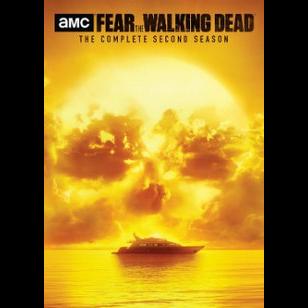 AMC Fear The Walking Dead: The Complete Second Season