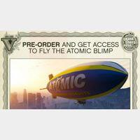 Atomic Blimp DLC in GTA 5