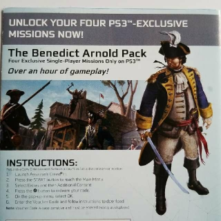 Assassin's Creed 3 DLC