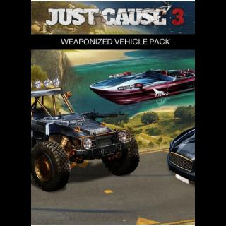 Just Cause 3 Preorder Bonus