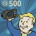 Fallout 76: Atoms x500