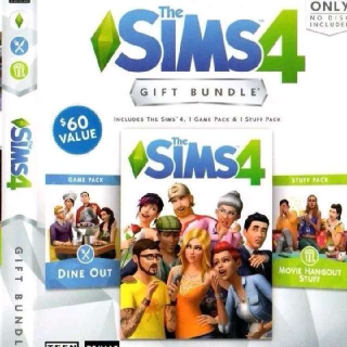 The Sims 4 Gift Bundle