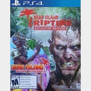 Dead Island Riptide & Retro Revenge