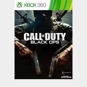 Call of Duty Black Ops (Series X|S / XBOX ONE / Xbox 360)