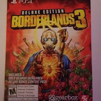 Borderlands 3 Deluxe Edition DLC