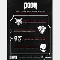 Doom Preorder Bonus