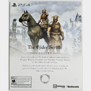 Dragon Warrior Pack For The Elder Scrolls Online