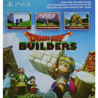 Dragon Quest Builders Preorder Bonus