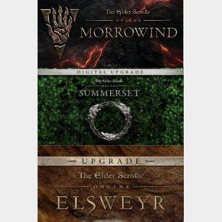 The Elder Scrolls Online Expansions
