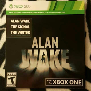 Alan Wake + The Signal And The Writer Add-ons