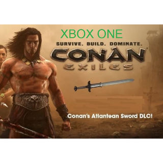 Conan Exiles: Atlantean Sword Recipe DLC