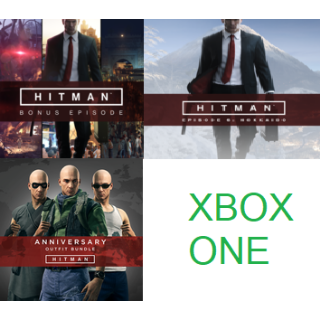 Hitman DLC